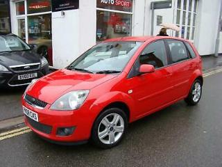 FORD FIESTA 1.6 TDCI DIESEL ZETEC CLIMATE, 2008 WITH 85000 MILES, SUPERB CAR