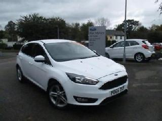 Ford Focus 1.0T 125ps EcoBoost s/s 2015.25MY Zetec