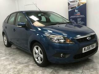 Ford Focus 1.6 100ps 2008.25MY Zetec * full service history