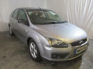Ford Focus 1.6 115 2005.5MY Zetec Climate