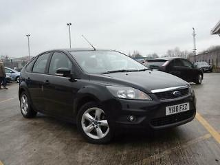 Ford Focus 1.6 Auto 2010 Zetec +AUTOMATIC +FSH +PARKING SENSORS +WARRANTY+2 KEYS