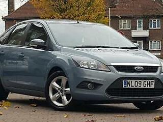 Ford Focus 1.6 TDCi DPF Zetec 5dr Diesel Manual FSH+WARRANTED MILEAGE