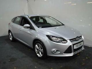 Ford Focus 1.6 TI VCT 105ps 2011.25MY Zetec