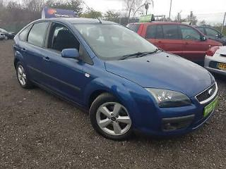Ford Focus 1.6 Zetec Climate 36000 miles from new