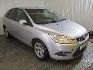 Ford Focus 1.6TDCi 109ps DPF 2011MY Sport