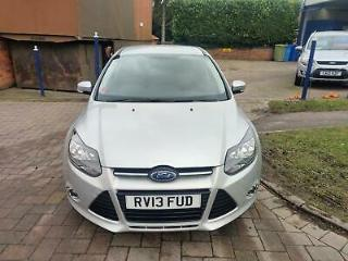 Ford Focus 1.6TDCi 115ps 2013MY Zetec