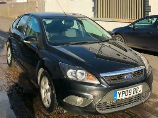 Ford Focus 1.8TDCi 115ps 2009.5MY Zetec