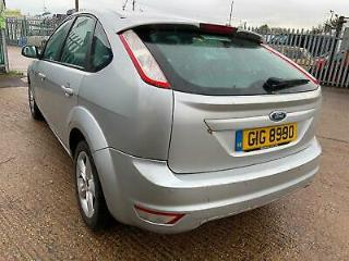 Ford Focus 2.0TDCi Diesel Automatic 2008 Zetec 3 months warranty included