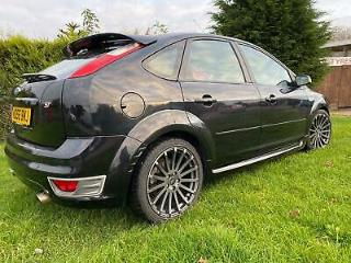 Ford Focus 2.5 ST 2 225 ST2 RARE 5 DOOR KEYLESS CLIMATE APPROX 290 BHP HISTORY