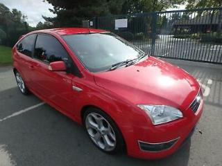 Ford Focus 2.5 ST 3 225 SIV 2006MY ST3, 90584 miles
