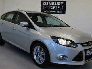Ford Focus Titanium Navigator Tdci Hatchback 1.6 Manual Diesel