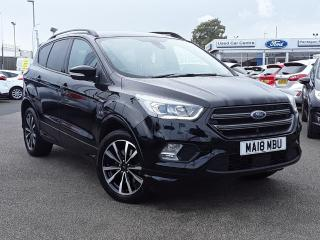 Ford Kuga 1.5 TDCI ST LINE 5DR 2WD SUV, 11409 miles, £17824