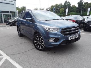 Ford Kuga 1.5 TDCI ST LINE 5DR 2WD SUV, 7999 miles, £19000
