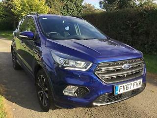 Ford Kuga 1.5TDCi 120ps s/s Powershift 2018 ST Line