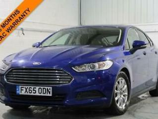 FORD MONDEO 1.5 STYLE ECONETIC TDCI 114 BHP DIESEL 2015/ 15
