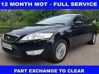 Ford Mondeo 1.6 110 2008.5MY Edge