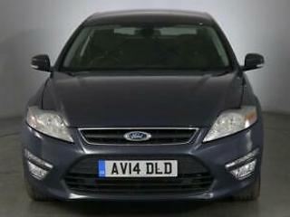 Ford Mondeo 1.6TD 115ps s/s 2014 75MY Zetec Business