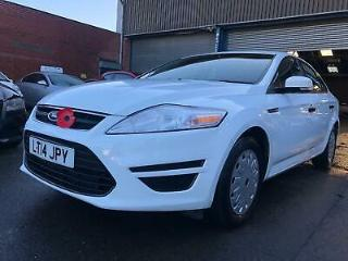 Ford Mondeo 1.6TDCi 115ps ECO s/s 2012.75MY Edge
