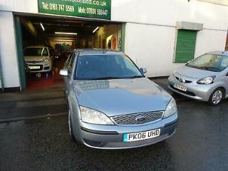 Ford Mondeo 1.8 2006. LX,5 DOOR,2 OWNER 79,000 MILES F.M.D.S.H