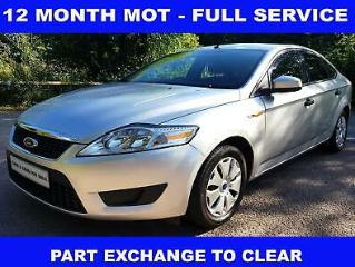 Ford Mondeo 1.8TDCi 100 2008.5MY Edge