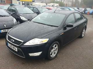 Ford Mondeo 1.8TDCi 125 6sp Zetec Hatchback, Mot'd, Air Con, Drive Away Today