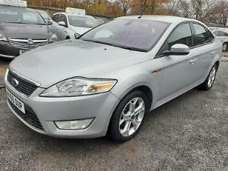 Ford Mondeo 1.8TDCi 125ps 2009.5MY Sport