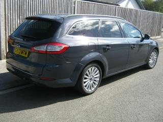 FORD MONDEO 2.0 TDCI 140 BUSINESS MODEL ESTATE FSH