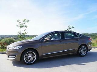 FORD MONDEO 2.0 TDCi VIGNALE 2016 66 PLATE