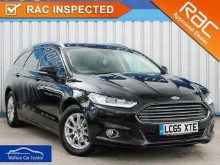 Ford Mondeo 2.0 Titanium X Econetic Tdci 2015 65 • from £57.96 pw