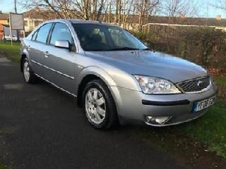 Ford Mondeo 2.0TDCi 130 2006 Zetec, low miles stunning condition cheap car