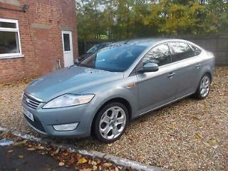 Ford Mondeo 2.0TDCi 140 2007.5MY Ghia low mileage