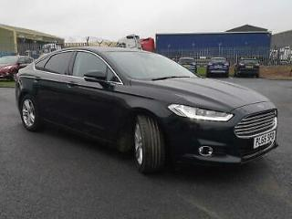 Ford Mondeo 2.0TDCi 150ps s/s Powershift 2015.75MY Titanium