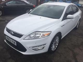 FORD MONDEO 2.0TDCi ZETEC 2012 >XMAS CLEARANCE OFFER LONG MOT>F S H>LOOKS GREAT