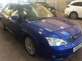 FORD MONDEO 3.0 ST220 V6, WOW ONLY 61K MILES + 1 PRE OWNER FROM NEW + HPI CLEAR