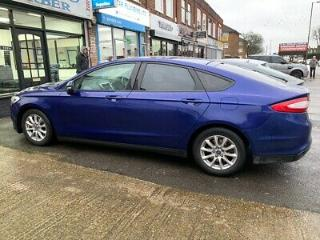 Ford mondeo econetic 1.6 diesel style £0 road tax
