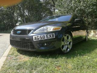 FORD MONDEO MK4 2.5 TURBO FORGED LINERS FOCUS ST ENGINE 360BHP LSD RS ST