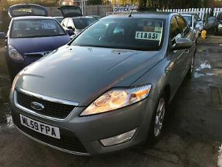Ford Mondeo service history 2 keys