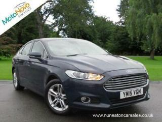 FORD MONDEO TDCi 180 Start Stop Titanium Blue Manual Diesel, 2015