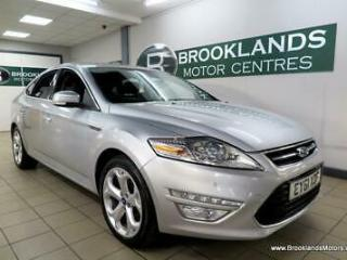Ford Mondeo TITANIUM X 2.0 TDCI [8X SERVICES, LEATHER, HEATED SEATS and DAB RADI