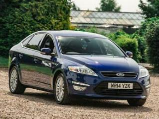 Ford Mondeo ZETEC BUSINESS EDITION TDCI Sports Automatic! Full History Huge Spec