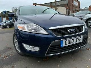 Ford Mondeo Zetec tdci diesel automatic low milage