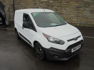 Ford Transit Connect 2018, 25436 miles, £7999