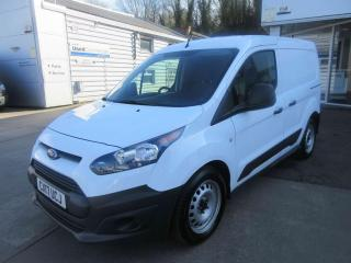 Ford Transit Connect TRANSIT CONNECT 220 L1 DIESEL 1.5 TDCi 100ps Van Convertible 2017, 28770 miles, £9390