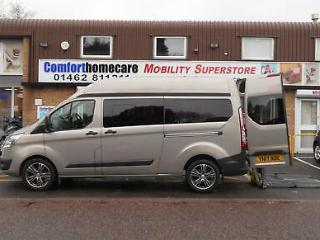 Ford Transit Custom 2.0TDCi 130PS Trend WHEELCHAIR ACCESSIBLE VEHICLE
