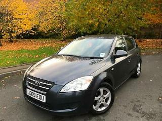 — FREE DELIVERY — KIA CEED GS CRDi DIESEL FULL SERVICE HISTORY ONLY £30 TAX