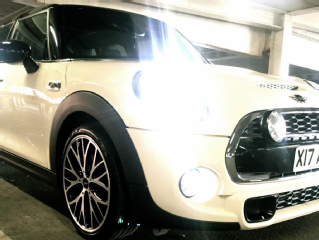 FULLY LOADED Mini Cooper S Auto 5dr Pepper White £29k new EVERY OPTIONAL EXTRA