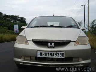 Golden 2005 Honda City V Petrol 1,55,427 kms driven in Kavesar