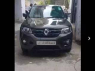 Golden 2015 Renault Kwid RXT 24000 kms driven in Alambagh