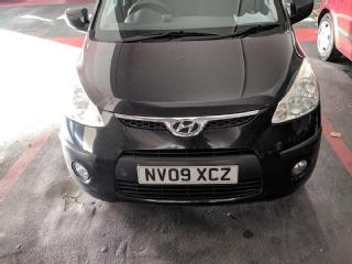 Great Condition 2009 Hyundai i10 1.2 Classic 5dr