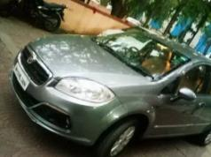 Grey 2015 Fiat Linea Dynamic Pack 86000 kms driven in Wadgaon Sheri